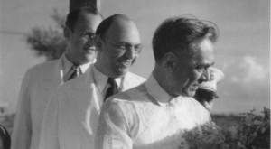 Alex and Herb Frieder, Quezon at Mariquina – April 23, 1940