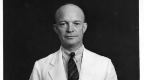 Eisenhower in Formal Attire (1939)