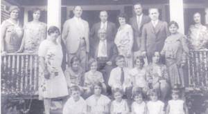Frieder Family (circa 1930)
