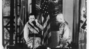 MacArthur and Eisenhower (1936)