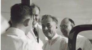 Quezon's Arrival to Dedication of Mariquina Hall (April 23, 1940)
