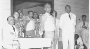 Quezon's Dedication of Mariquina Hall (April 23, 1940)